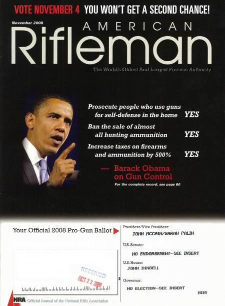 American Rifleman Mag -
