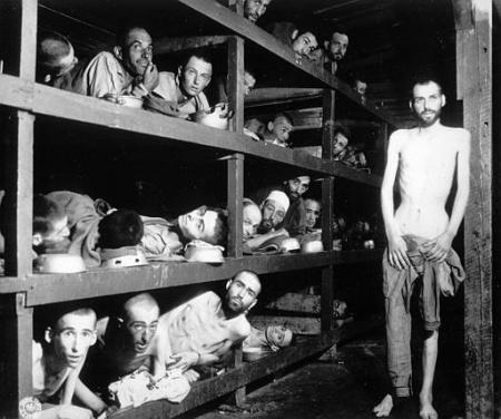 WWII LIBERATION KZ BUCHENWALD