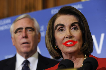 House Majority Leader Steny Hoyer and House Speaker Nancy Pelosi